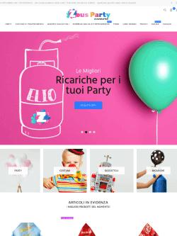 zeusparty.com